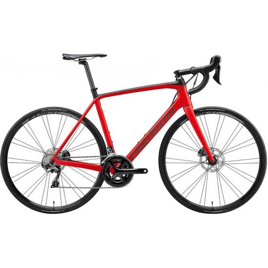 Bicicleta de carretera MERIDA Scultura Disc 5000 Carbono 2020 Red