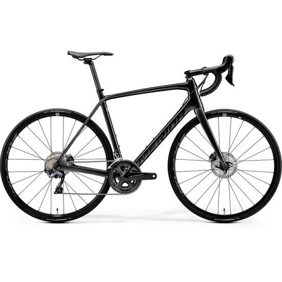 Bici da strada MERIDA Scultura 6000 Disc 2020 Black / Grey