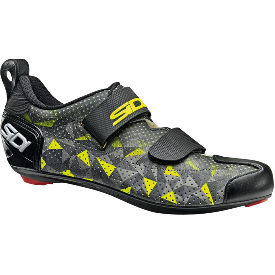 Zapatillas SIDI T-5 Air Grey / Yellow / Black