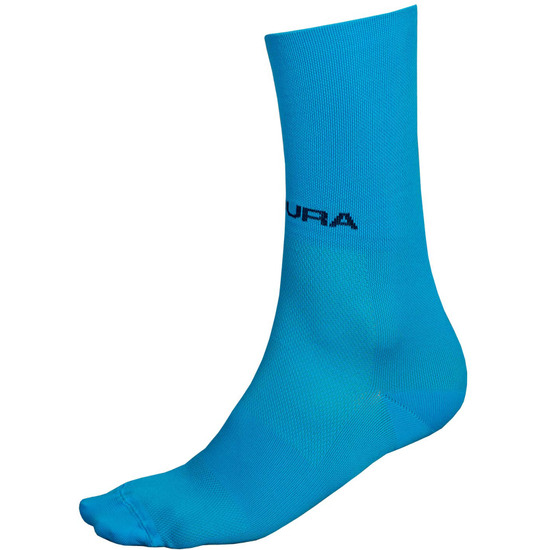 Calcetines ENDURA Pro SL II Hi-Viz Blue