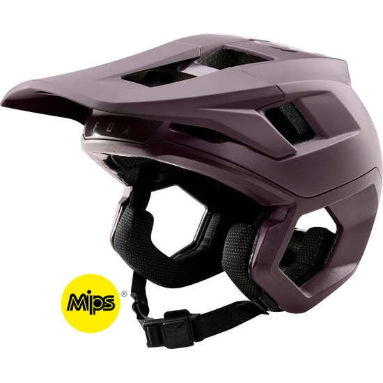Casque FOX Dropframe Pro Mips Purple