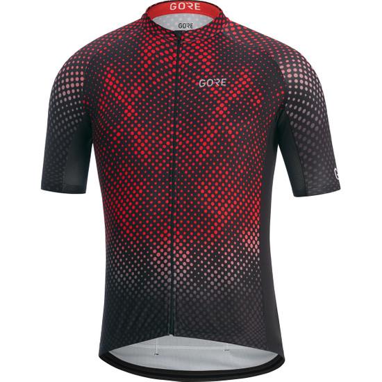 Camisola GORE C3 Energia Black / Red
