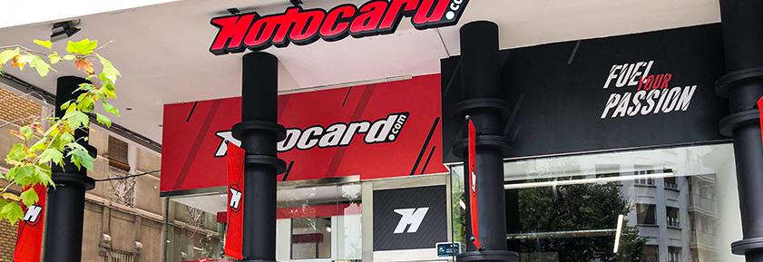 Motocard Zaragoza